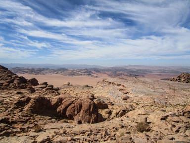 2 day Wadi Rum desert tour