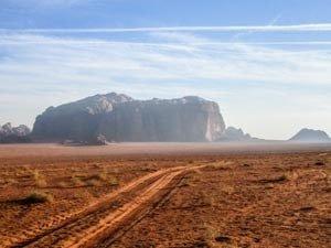 View on Jabal Khazali
