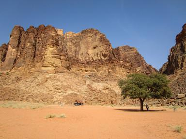 full day Wadi Rum jeep tour