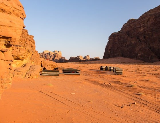 Wadi Rum Base Camp