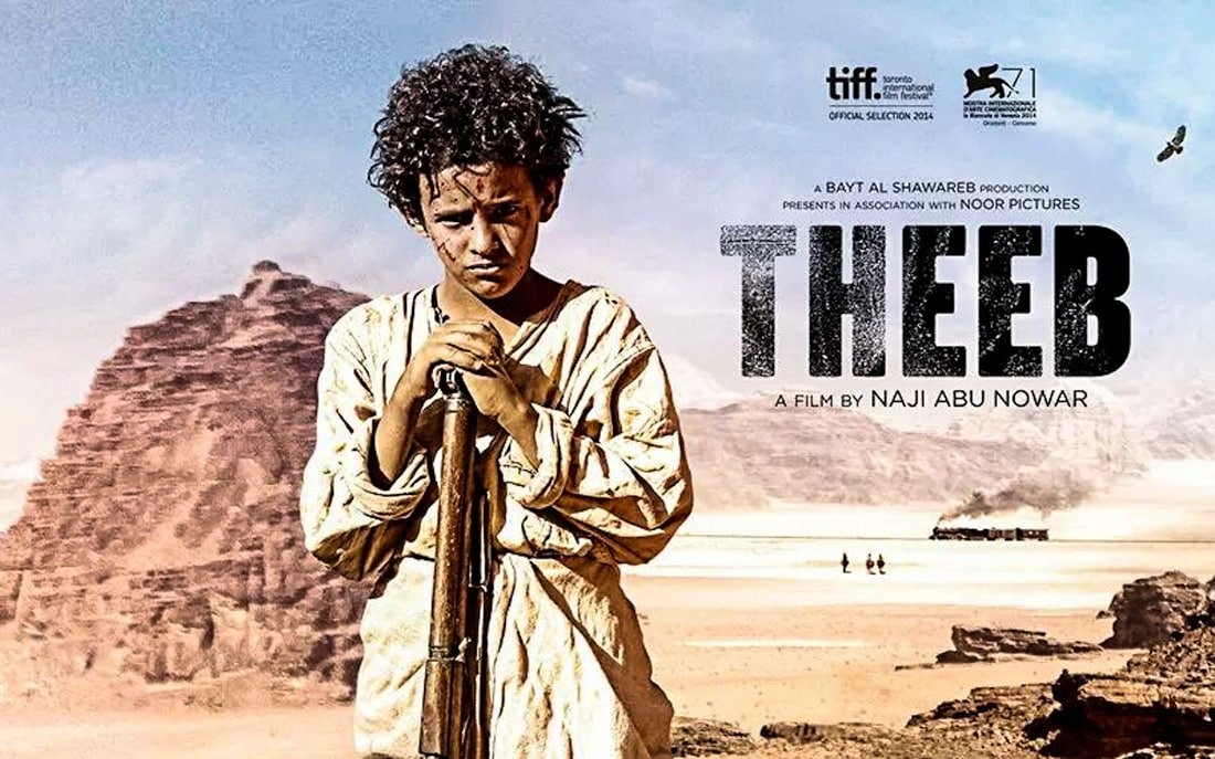 wadi rum is a popular film location for movies like theeb