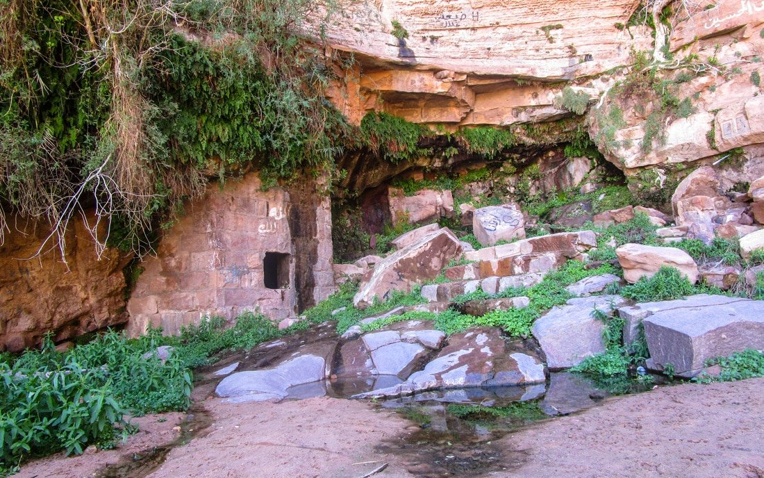 ain shalaaleh the real lawrence spring