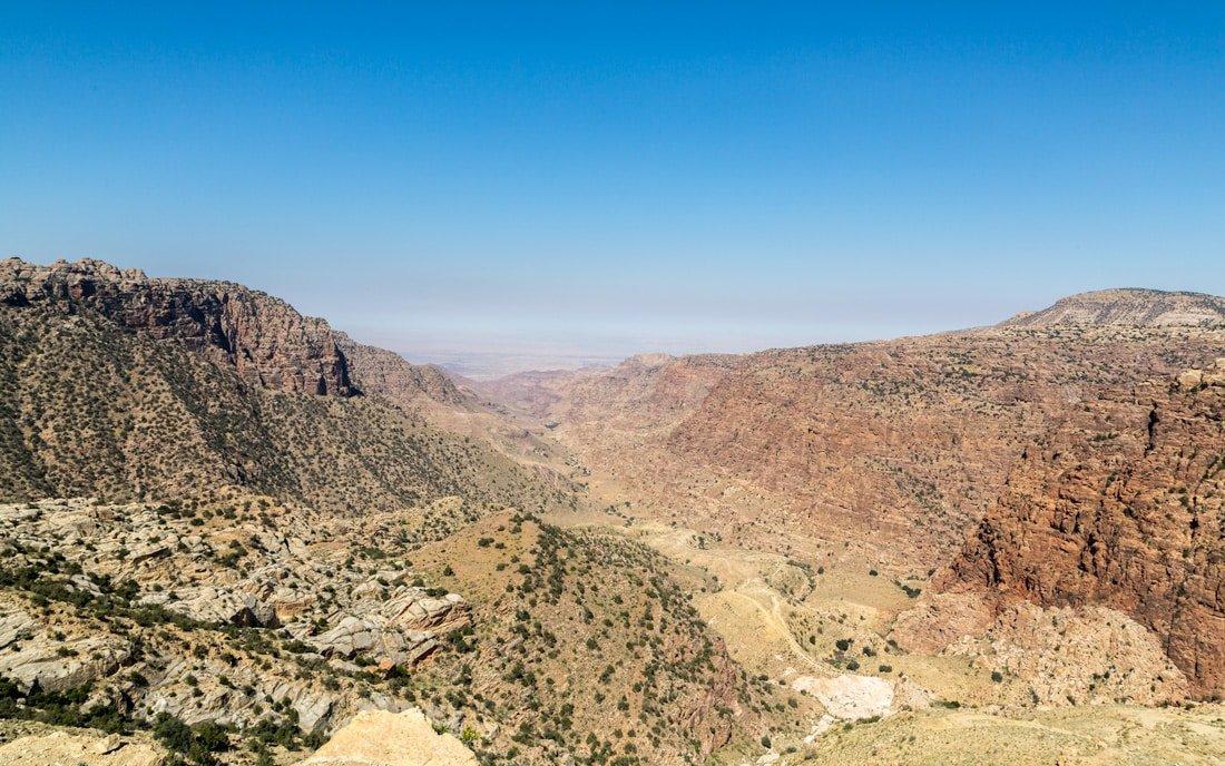 visit jordan now and for example see wadi dana